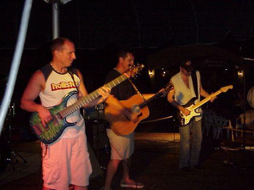 Scott Johnson Band : Variety Band