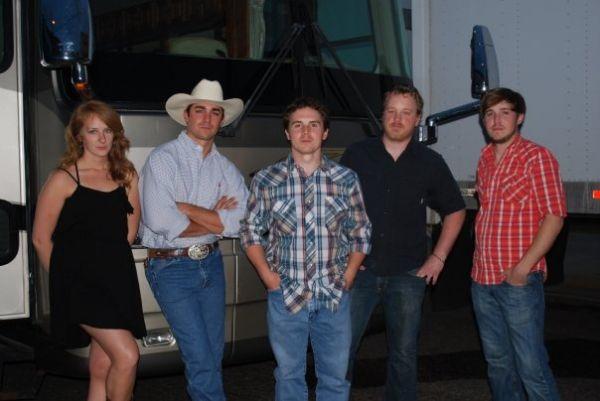 Steven Padilla Band : Country Band